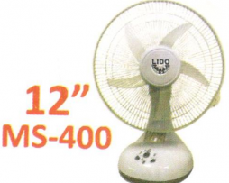Rechargeable Fan MS-400
