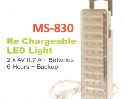 Rechargeable LED Light MS-830