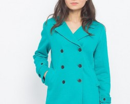 Sea Green Coat