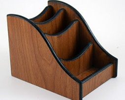 Wooden Table Top Organizer.JPG