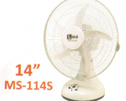 Solar Rechargeable Fan MS-114S