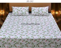 Cotton Rich Bed Sheet-BS-202
