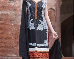 Semi Stitched Linen Collection AIC-201