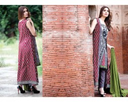 Semi Stitched Linen Collection AIC-206