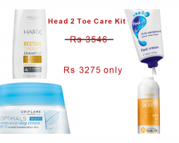 Oriflame Head 2 Toe Care Kit Deal
