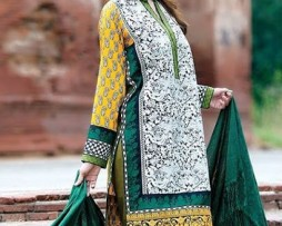 Semi Stitched Linen Collection AIC-205