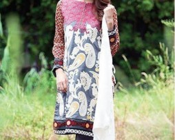 Semi Stitched Linen Collection AIC-204