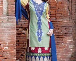 Semi Stitched Linen Collection AIC-208