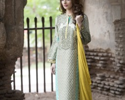 Semi Stitched Linen Collection AIC-202