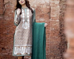 Semi Stitched Linen Collection AIC-210