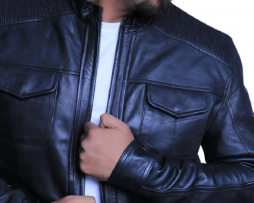 Leather Jacket LJ-101