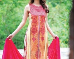 Semi Stitched Linen Collection AIC-203