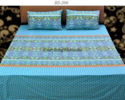 Cotton Rich Bed Sheet-BS-206
