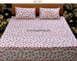 Cotton Rich Bed Sheet-BS-207