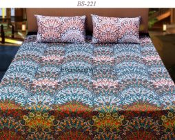 Cotton Rich Bed Sheet-BS-221