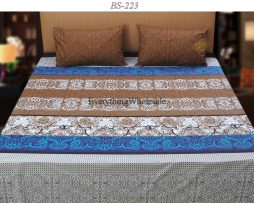 Cotton Rich Bed Sheet-BS-223