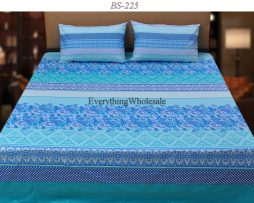 Cotton Rich Bed Sheet-BS-225