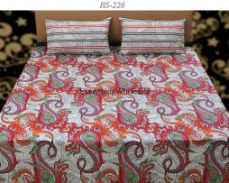 Cotton Rich Bed Sheet-BS-226