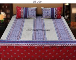 Cotton Rich Bed Sheet-BS-229