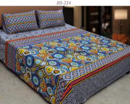 Cotton Rich Bed Sheet-BS-234